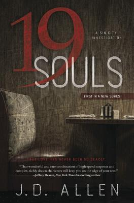 19 Souls (Sin City Investigation #1) Cover Image