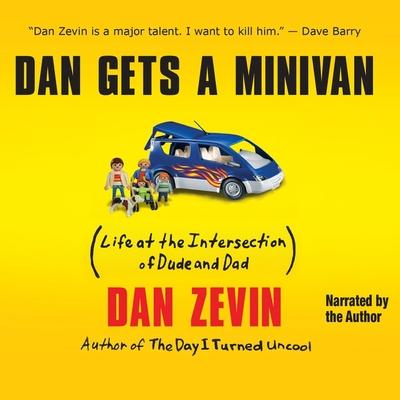 Cover for Dan Gets a Minivan Lib/E