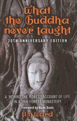 What the Buddha Never Taught Cover