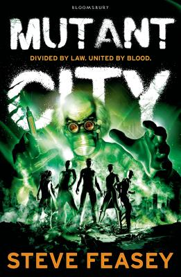 Cover for Mutant City
