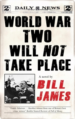 World War Two Will Not Take Place Cover