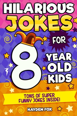8 Year Old Jokes Cover Image