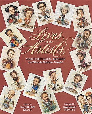 Lives of the Artists Cover