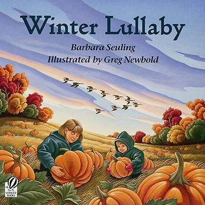 Winter Lullaby Cover