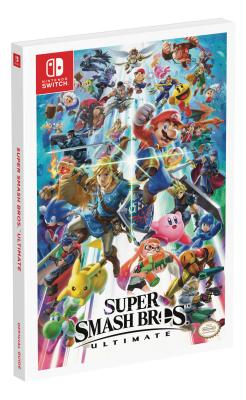 Super Smash Bros. Ultimate: Official Guide Cover Image
