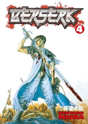 Berserk, Vol. 4 cover image