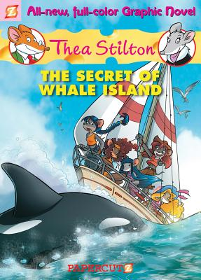 Thea Stilton Graphic Novels #1 Cover