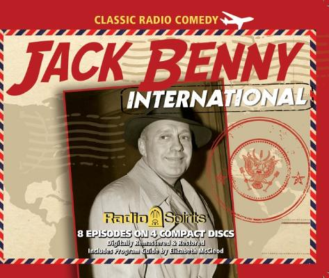 Jack Benny: International Cover Image