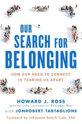 Cover for Our Search for Belonging