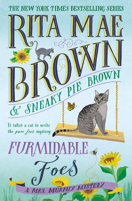 Furmidable Foes (Mrs. Murphy #29) Cover Image