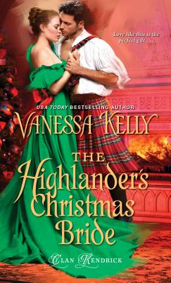 The Highlander's Christmas Bride (Clan Kendrick #2) Cover Image