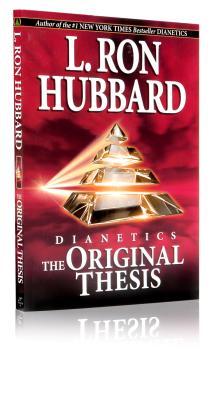 Dianetics: The Original Thesis Cover Image