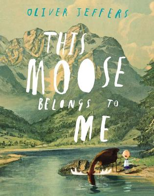 This Moose Belongs to Me Cover Image