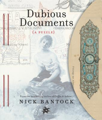 Dubious Documents: A Puzzle (Wordplay, Ephemera, Interactive Mystery) Cover Image