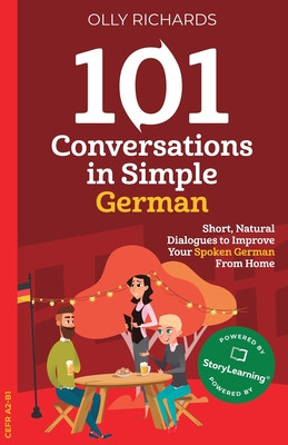 101 Conversations in Simple German Cover Image