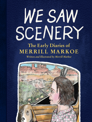 Cover for We Saw Scenery