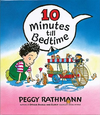 10 Minutes Till Bedtime Cover