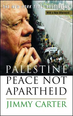 Palestine Peace Not Apartheid Cover