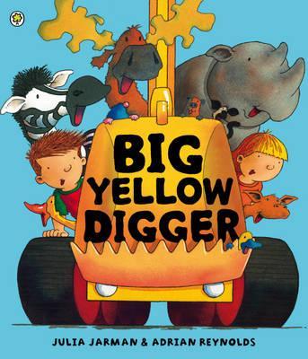 Big Yellow Digger Cover Image