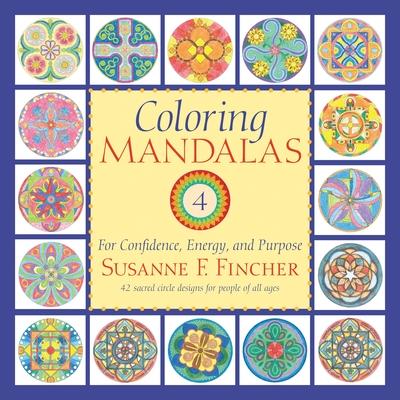 Coloring Mandalas 4 Cover