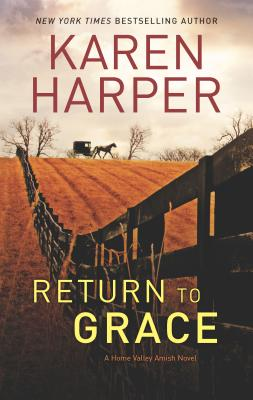 Cover for Return to Grace