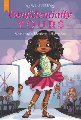 Confidentially Yours #6: Vanessa's Design Dilemma Cover Image