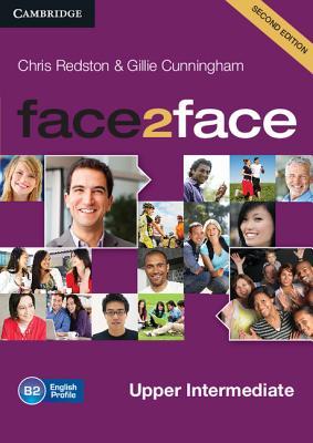 Face2face Upper Intermediate Class Audio CDs (3) Cover Image