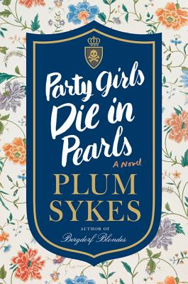 Cover for Party Girls Die in Pearls