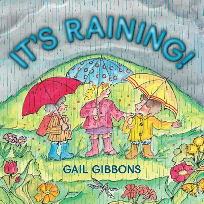 Cover for It's Raining!