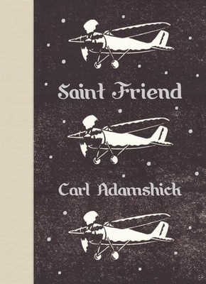 Saint Friend (McSweeney's Poetry) Cover Image
