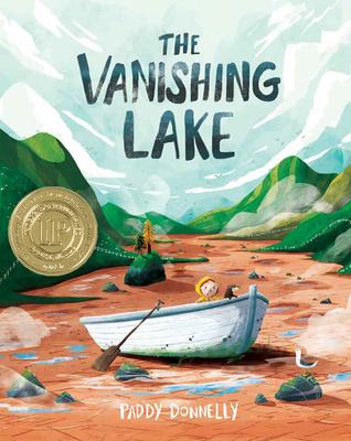 The Vanishing Lake Cover Image