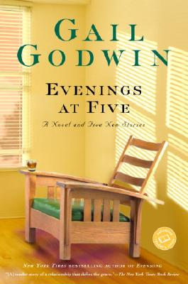 Evenings at Five: A Novel and Five New Stories Cover Image