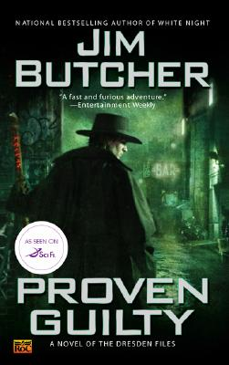 Proven Guilty (Dresden Files #8) Cover Image