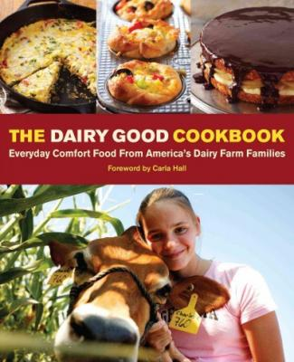 The Dairy Good Cookbook Cover