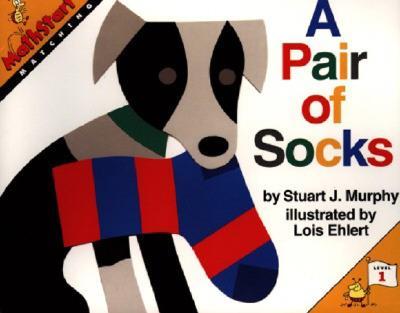 A Pair of Socks (MathStart 1) Cover Image