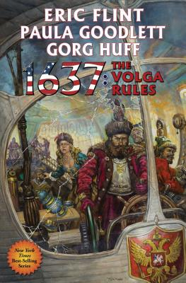 1637: The Volga Rules (Ring of Fire #25) Cover Image
