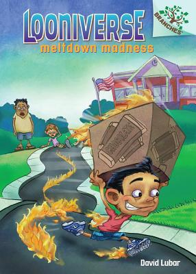 Meltdown Madness Cover