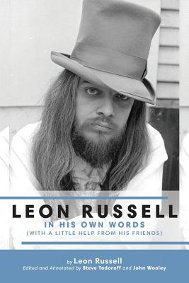 Leon Russell In His Own Words Cover Image
