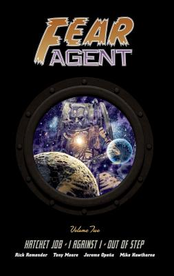 Fear Agent Library Edition Volume 2 Cover