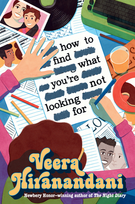 How to Find What You're Not Looking for Cover Image