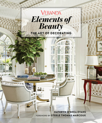 Veranda Elements of Beauty: The Art of Decorating Cover Image