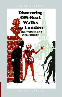 Discovering Off-Beat Walks in London Cover