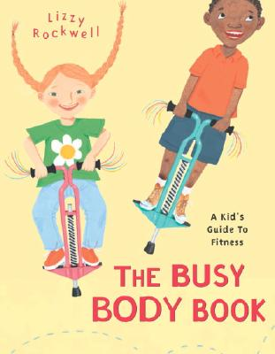 The Busy Body Book Cover