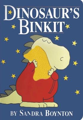 Dinosaur's Binkit Cover Image
