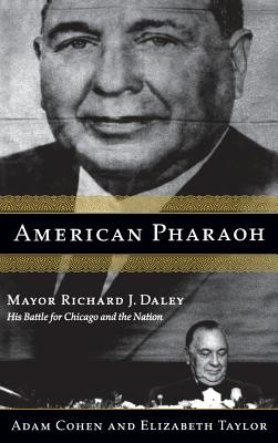 American Pharaoh Cover