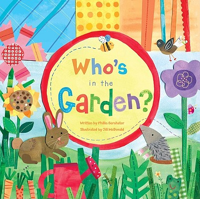 Who's in the Garden? Cover