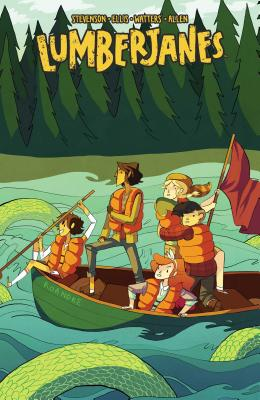 Lumberjanes Vol. 3: A Terrible Plan Cover Image