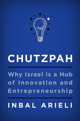 Cover for Chutzpah