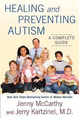 Healing and Preventing Autism Cover