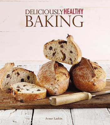Deliciously Healthy Baking Cover